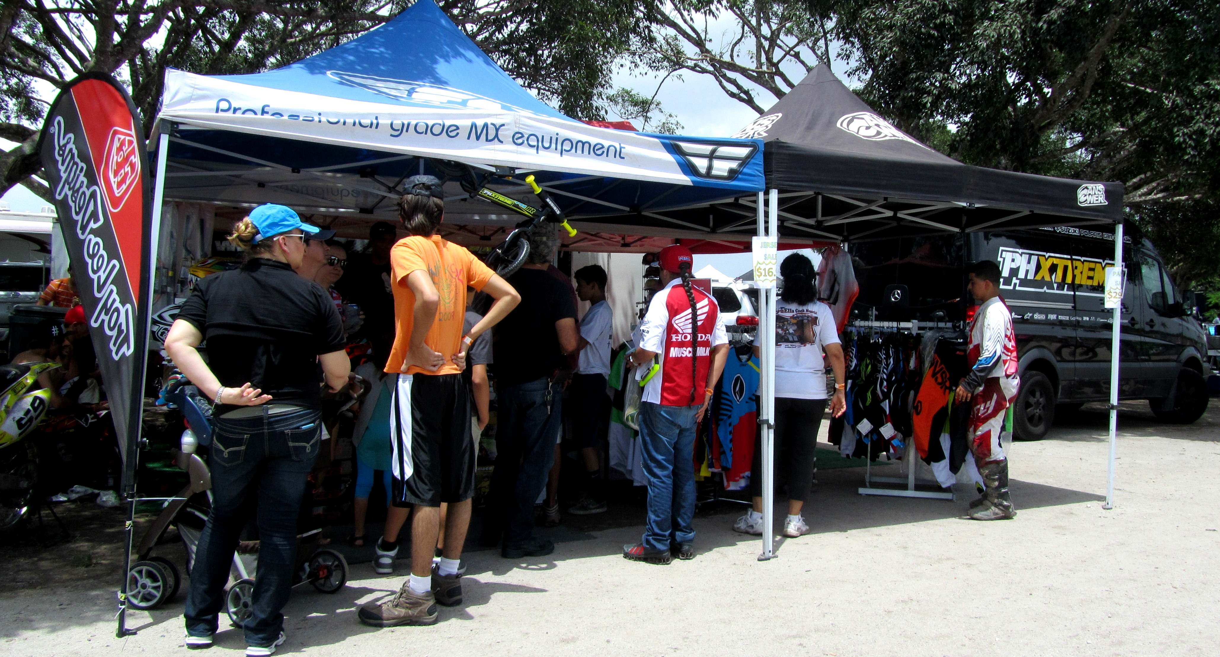 motocross park tent display & motocross park tent display - Sell My Motorcycle