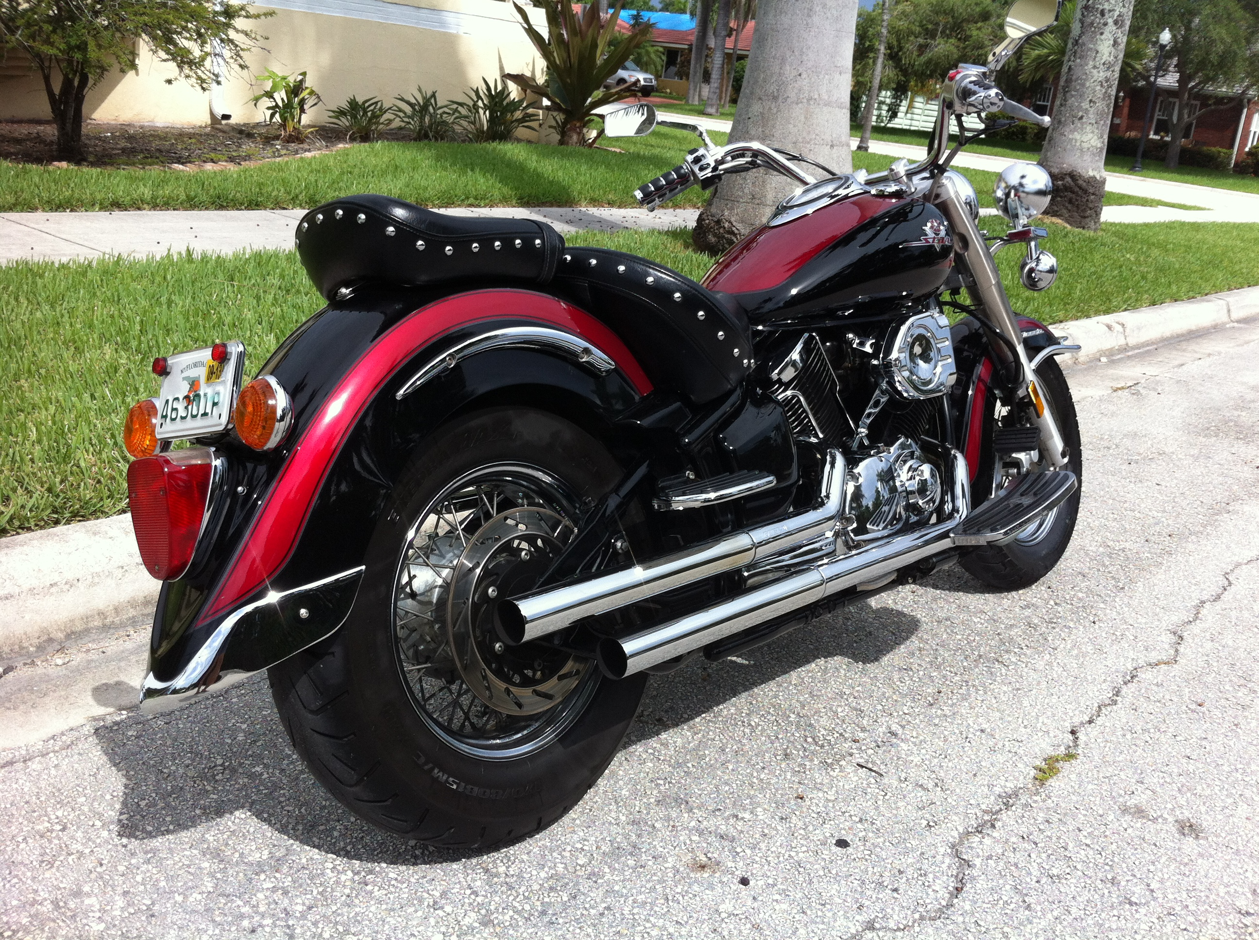 sell motorcycle broward florida