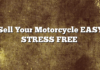Sell Your Motorcycle EASY STRESS FREE