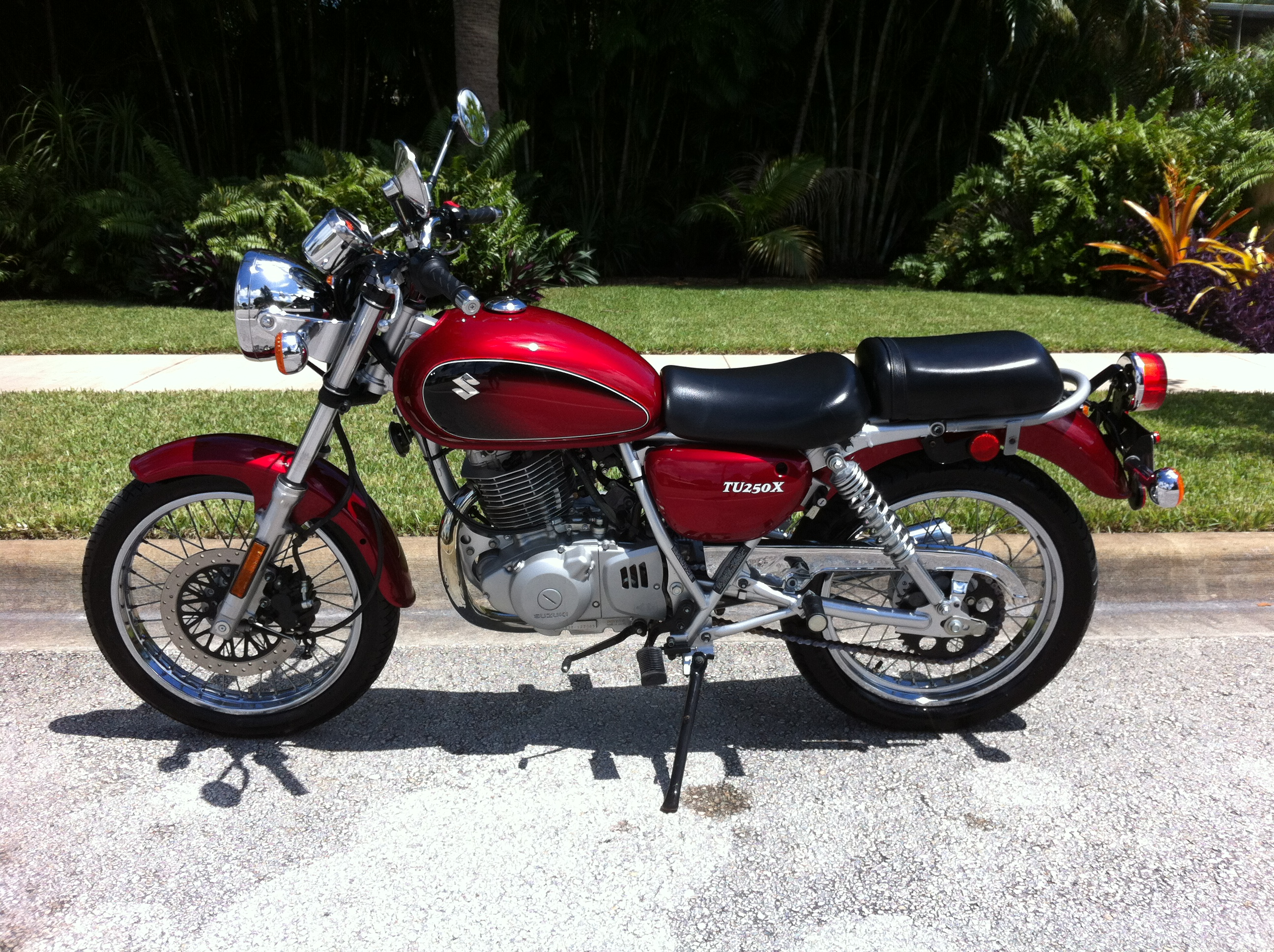 Sell Your Motorcycle in Florida