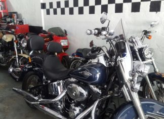trade in motorcycle