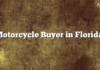 Motorcycle Buyer in Florida
