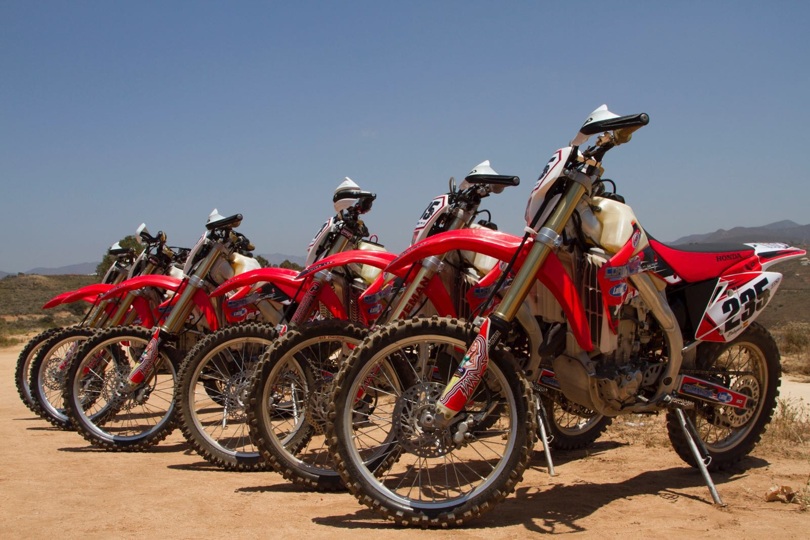 Sell your Dirt bike to us